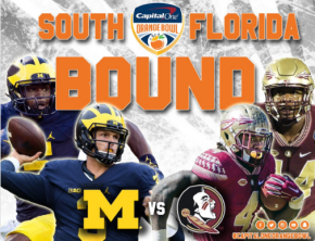 With the Orange Bowl a week away, here's somethoughts