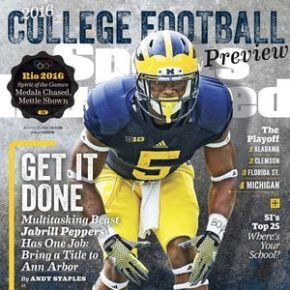 Jabrill Peppers may be staying!! but I wouldn't bet on it.