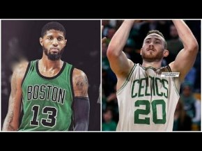 Paul George AND Gordon Hayward… Damn, this could get interesting. (NBA Free Agency)