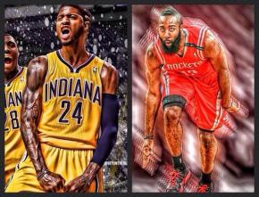 The Rockets are now looking into Paul George. What could we possibly fromthem?