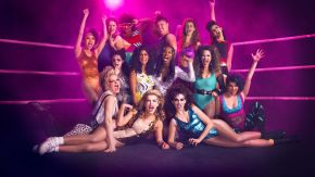 GLOW Review (1st 5 episodes through). Alison Brie hits the perfect ratio.