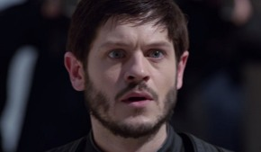 "First look at Marvel's ""Inhumans"" TV show! (Ramsay Bolton in the house!!)"