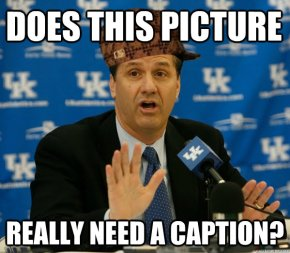 John Calipari Leaving for the Knicks Job is My Personal Pipe Dream (and a lil Coach Calrant).